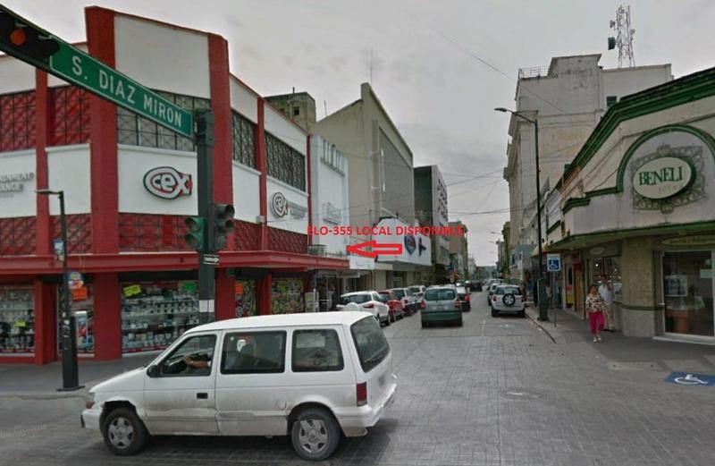 Foto Local en Renta en  Tampico Centro,  Tampico  ELO-355 RENTO LOCAL COMERCIAL  ZONA PEATONAL CENTRO DE TAMPICO