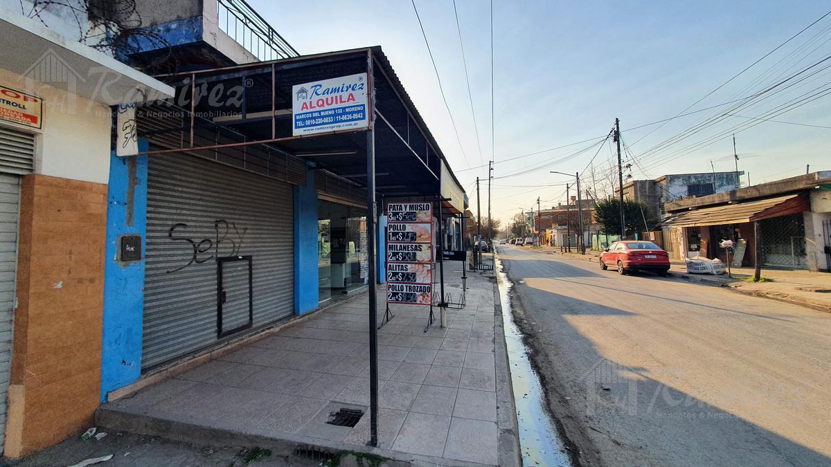 Foto Local en Alquiler en  La Perlita,  Moreno  Marcos Del Bueno al 700