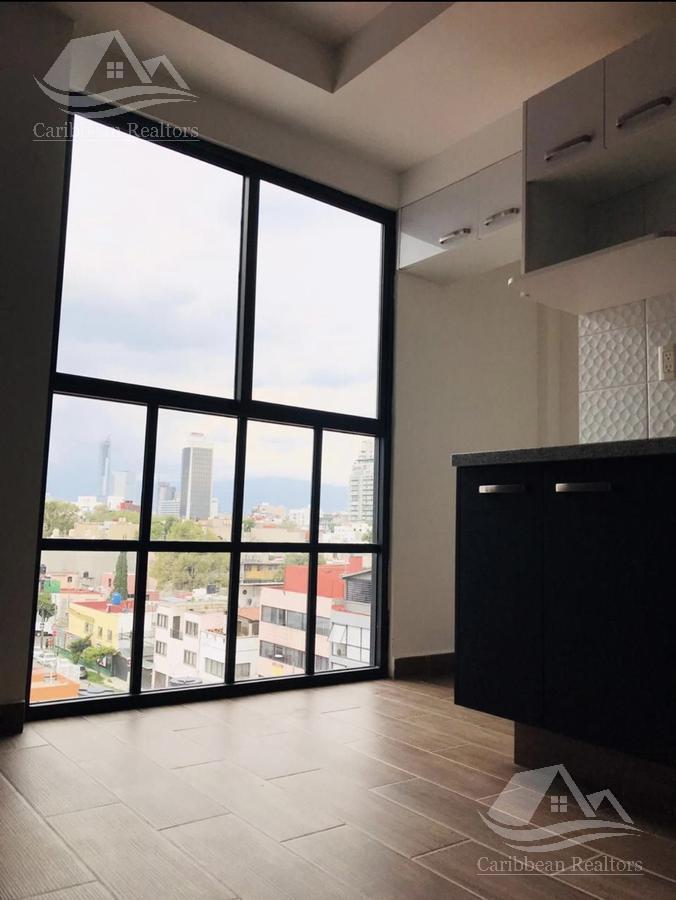 Picture Apartment in Sale in  LetrAn Valle,  Benito Juárez  LetrAn Valle