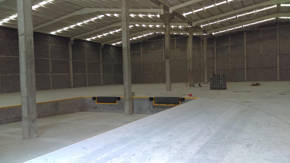 Foto Bodega Industrial en Renta en  Santa Catarina ,  Nuevo León  AVE COLOSIO al 200