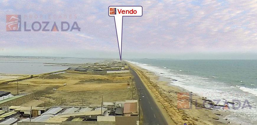 Foto Terreno en Venta en  Punta Carnero,  Salinas  Vendo Lote Mar Bravo Punta Carnero frente al mar