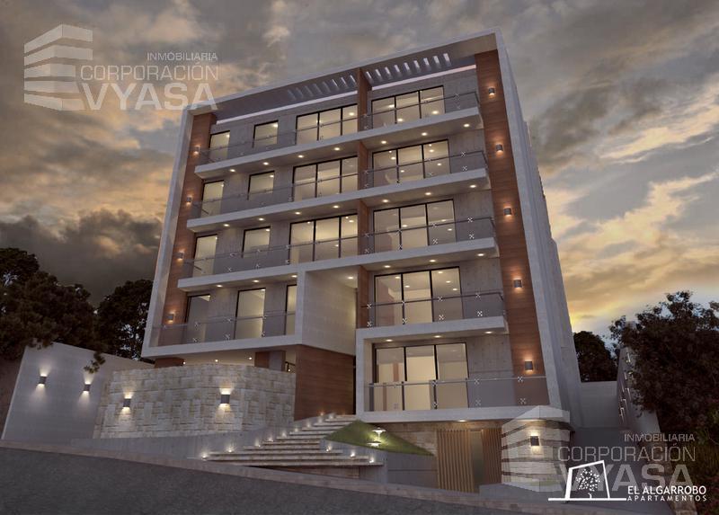 Foto Departamento en Venta en  Tumbaco,  Quito          Tumbaco - La Morita, Escalón de Tumbaco, Suite de venta de 54,52 m2  - (P1-1)