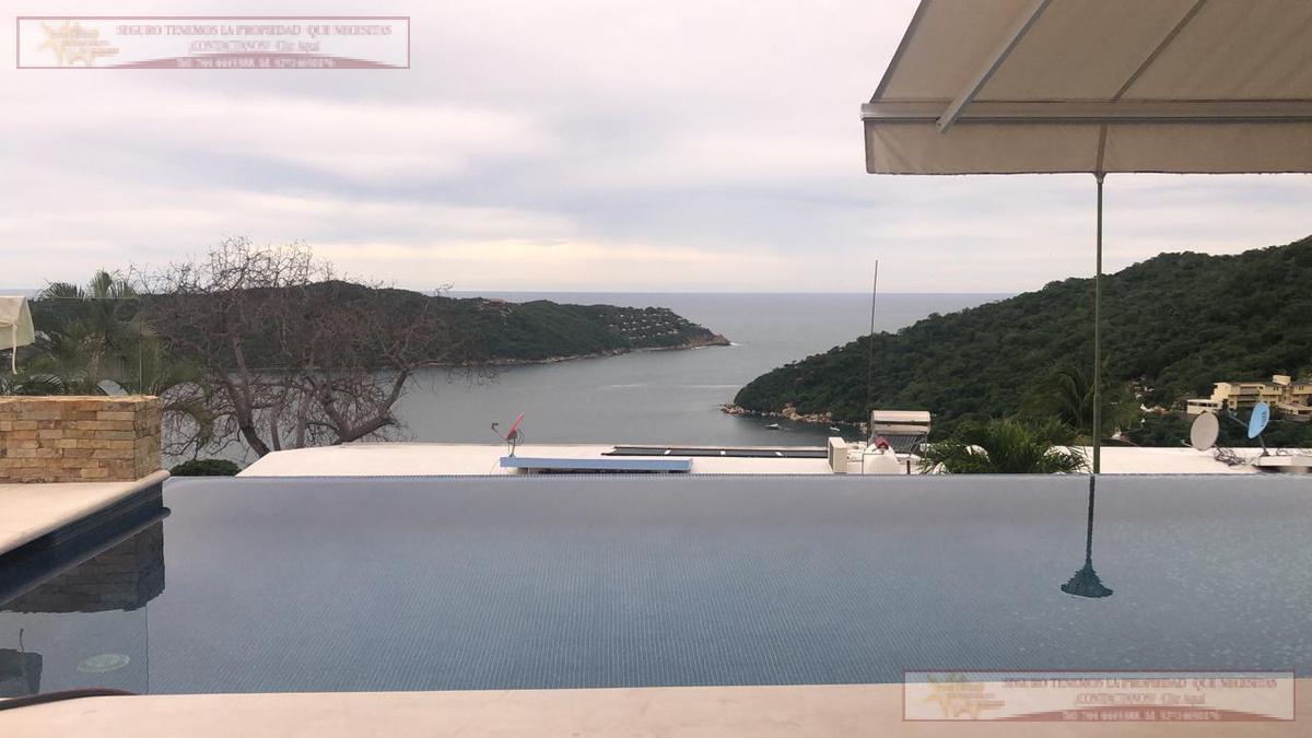 Foto Casa en Renta en  Acapulco de Juárez ,  Guerrero  lomas del marquez