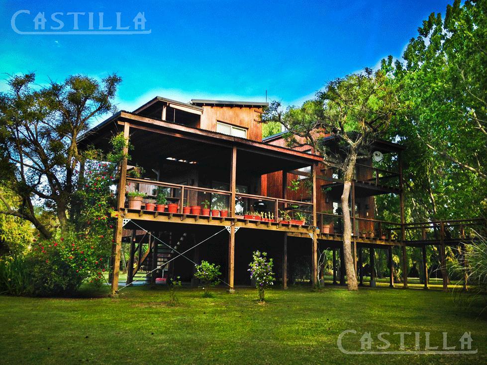 Foto Casa en Venta en  Capitan,  Zona Delta Tigre  Rio Capitan al 800