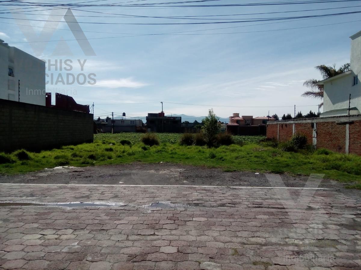 Foto Terreno en Venta en  Lázaro Cárdenas,  Metepec  TERRENO HABITACIONAL EN VENTA COL. AGRICOLA METEPEC