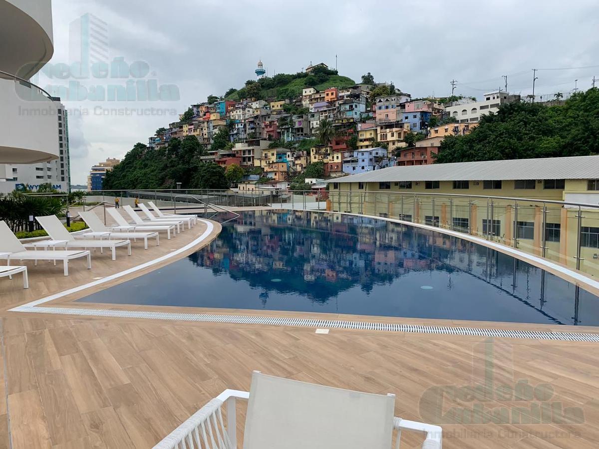 Foto Departamento en Alquiler en  Guayaquil ,  Guayas  ALQUILER DEPARTAMENTO AMOBLADO  SANTANA LOFT