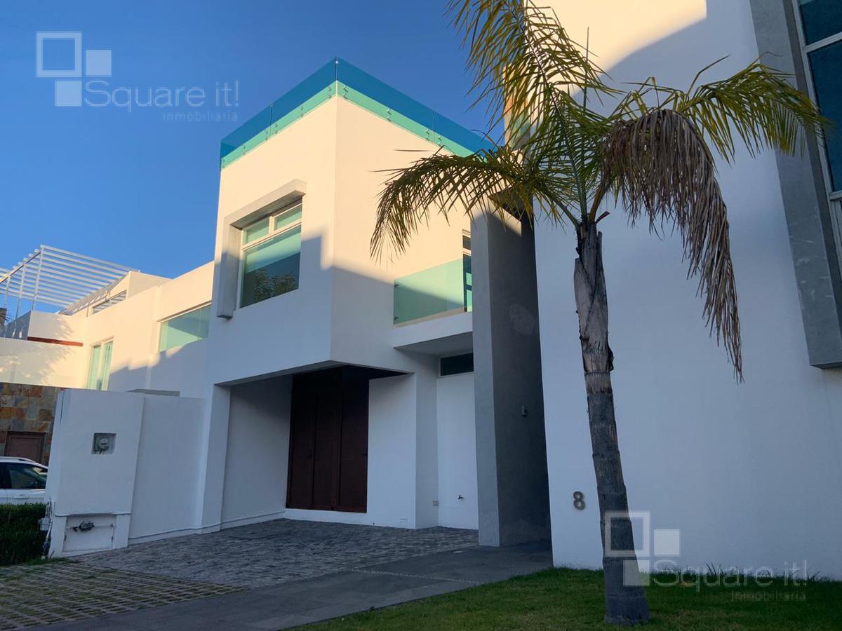 Foto Casa en Venta    en  Fraccionamiento Lomas de  Angelópolis,  San Andrés Cholula  Casa en venta, Parque Santiago, Zonazul, Lomas II
