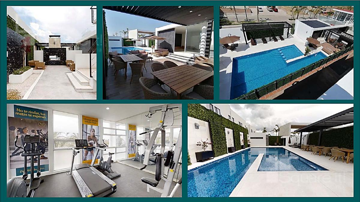 Foto Casa en Venta en  Fraccionamiento Lomas de  Angelópolis,  San Andrés Cholula  Casa Nueva ENTREGA JULIO 2021, Altaria Residencial, Cascatta II