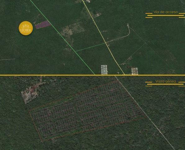 Foto Terreno en Venta en  Conkal ,  Yucatán  Leembal lotes de inversion
