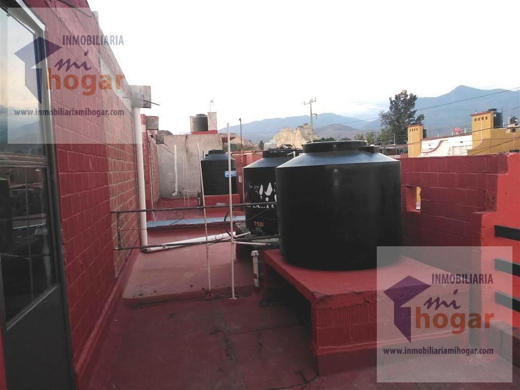 Foto Casa en Venta en  Fraccionamiento Ex Hacienda Catano,  Magdalena Apasco  CASA EN VENTA  FRACC. EX HACIENDA CATANO ETLA