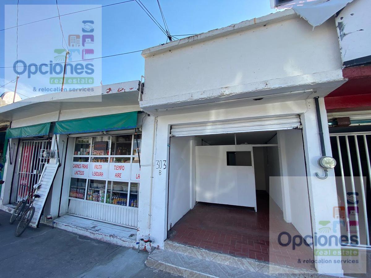 Foto Local en Renta en  Bellavista,  Salamanca  Bellavista, calle Poza Rica