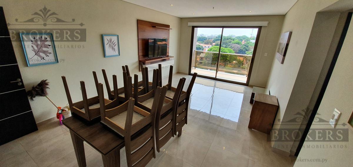 Foto Departamento en Venta en  Mburucuya,  Santisima Trinidad  Vendo Departamento Amoblado De Dos Dormitorios En Mburucuya