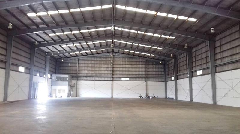 Foto Bodega Industrial en Renta en  Zona industrial Bruno Pagliai,  Veracruz  BODEGA EN RENTA CD. INDUSTRIAL BRUNO PAGLIAI ARRAYANES