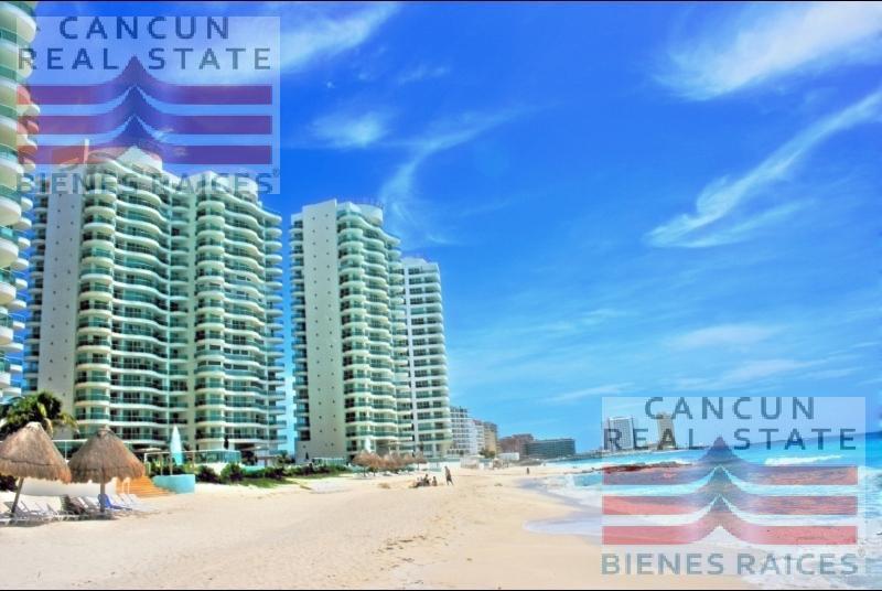 Foto Departamento en Venta en  Zona Hotelera,  Cancún  Bay view grand venta
