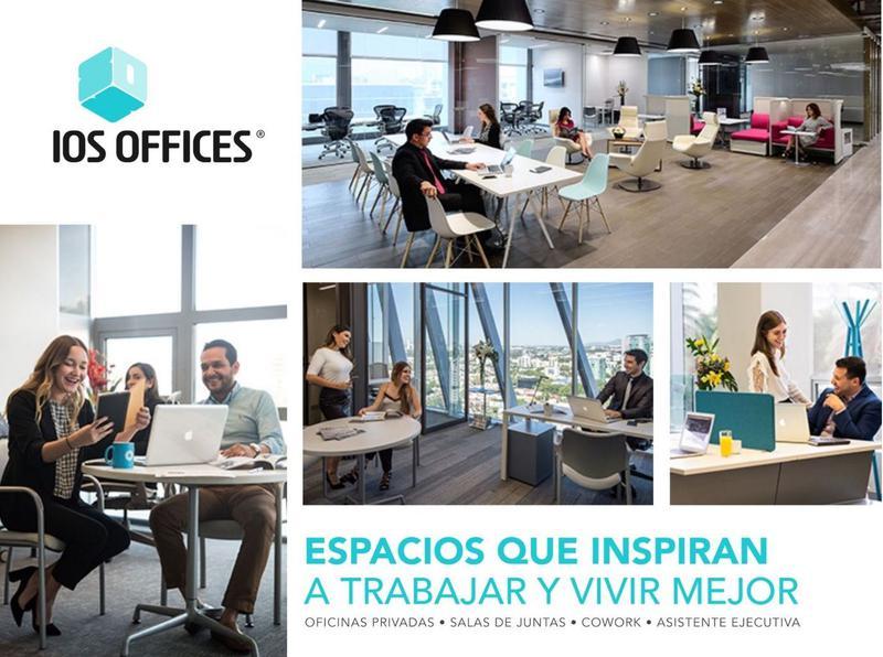 Foto Oficina en Venta en  Centro Sur,  Querétaro  Oficina Renta IOS Office Centro Sur 6 personas $22,617 Hugrod EQG1