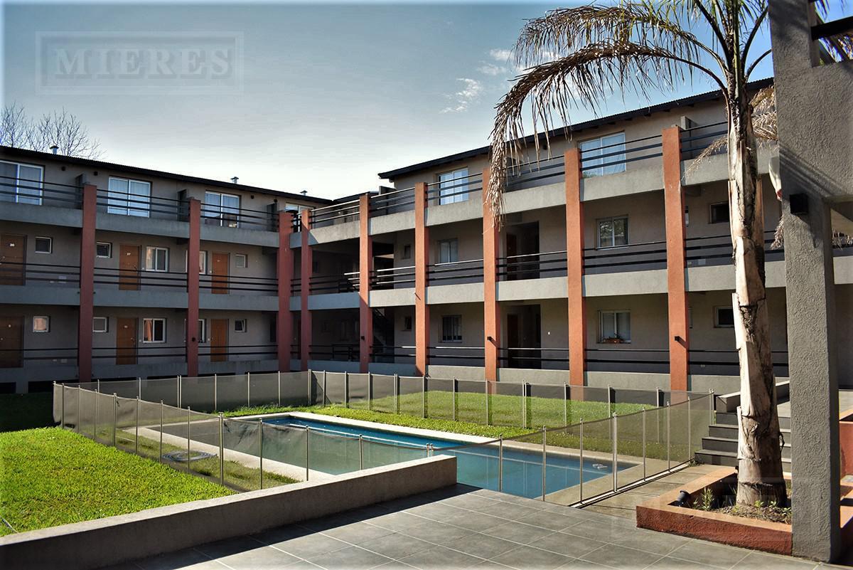 MIERES Propiedades- Departamento de 68 mts en Condominio Las Cañitas