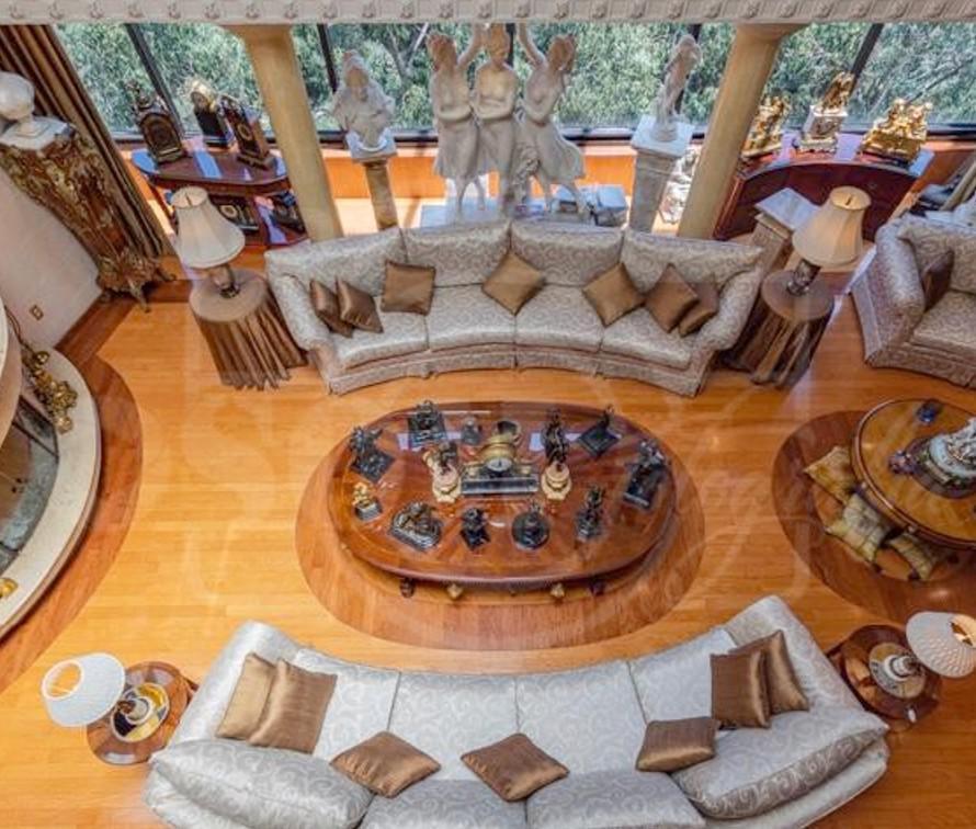 Foto Departamento en Renta en  Bosques de las Lomas,  Cuajimalpa de Morelos  Bosque de Tejocotes, renta de departamento AMUEBLADO Y EQUIPADO (VW)