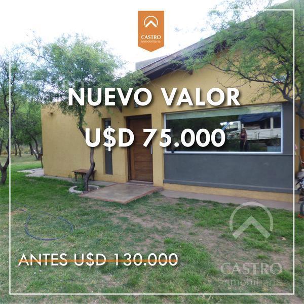 Foto Casa en Venta en  Ruta Provincial 1,  Merlo  Vivienda en Despertar del Valle