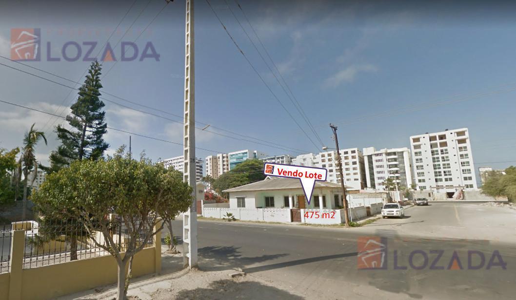 Foto Terreno en Venta en  Chipipe,  Salinas  Chipipe