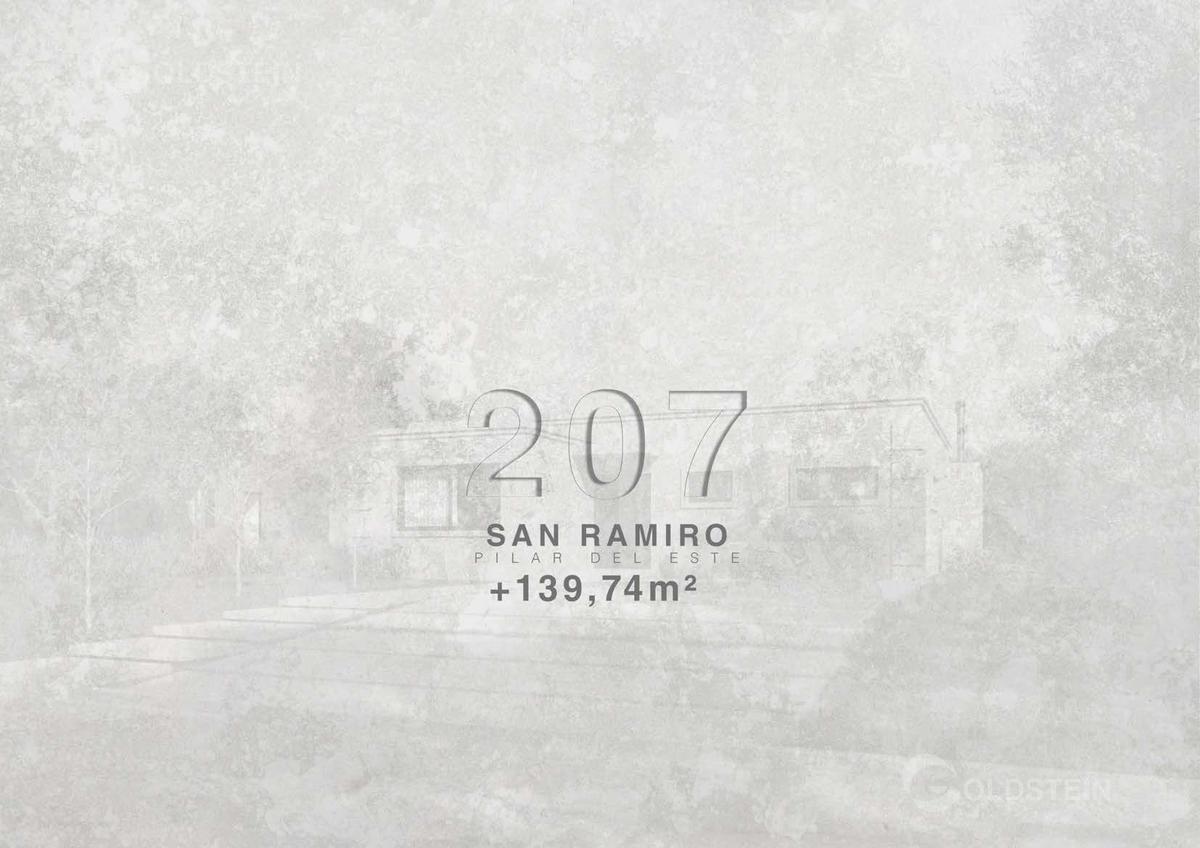 Foto Casa en Venta en  San Ramiro ,  Pilar Del Este  Barrio San Ramiro, Pilar del Este