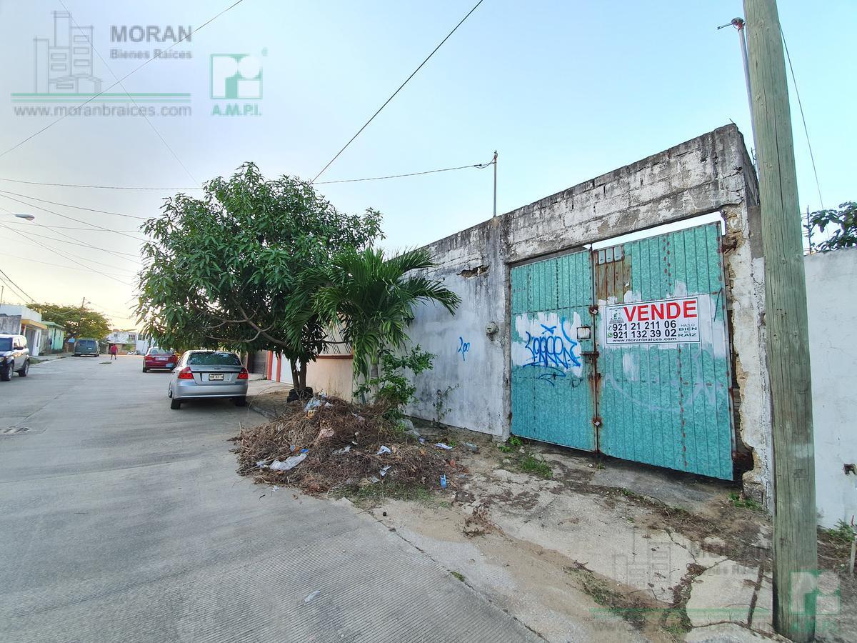 Foto Terreno en Venta en  Coatzacoalcos ,  Veracruz  Calle Vasco de Gama No.  204, Colonia Rafael Hernández Ochoa, Coatzacoalcos, Ver.