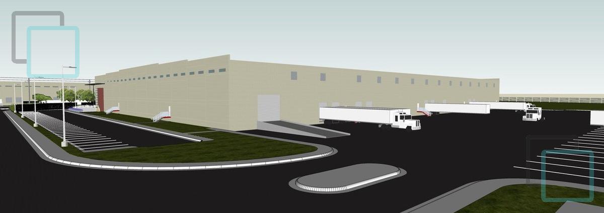 Foto Nave Industrial en Renta en  Santa Rosa,  Apodaca  NAVE INDUSTRIAL EN RENTA PARQUE KALOS SANTA ROSA APODACA NUEVO LEON