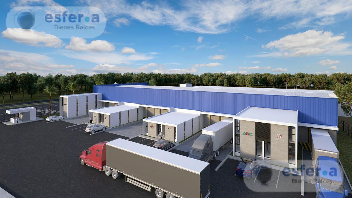 Foto Bodega Industrial en Venta en  Mérida ,  Yucatán  Armoran WareHouse
