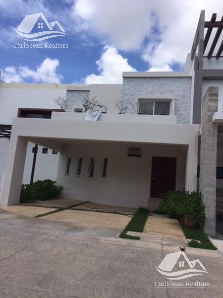 Foto Casa en Venta en  Aqua,  Cancún  Casa en venta en Aqua Cancún