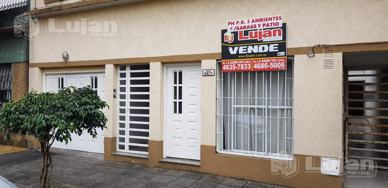 Foto PH en Venta en  Mataderos ,  Capital Federal  Tandil 6800