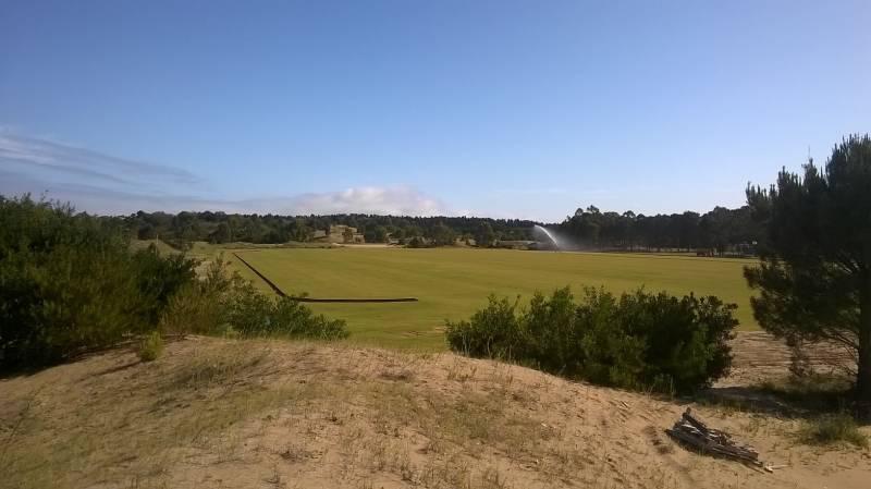 Foto Terreno en Venta en  Costa Esmeralda,  Punta Medanos  Ecuestre 435
