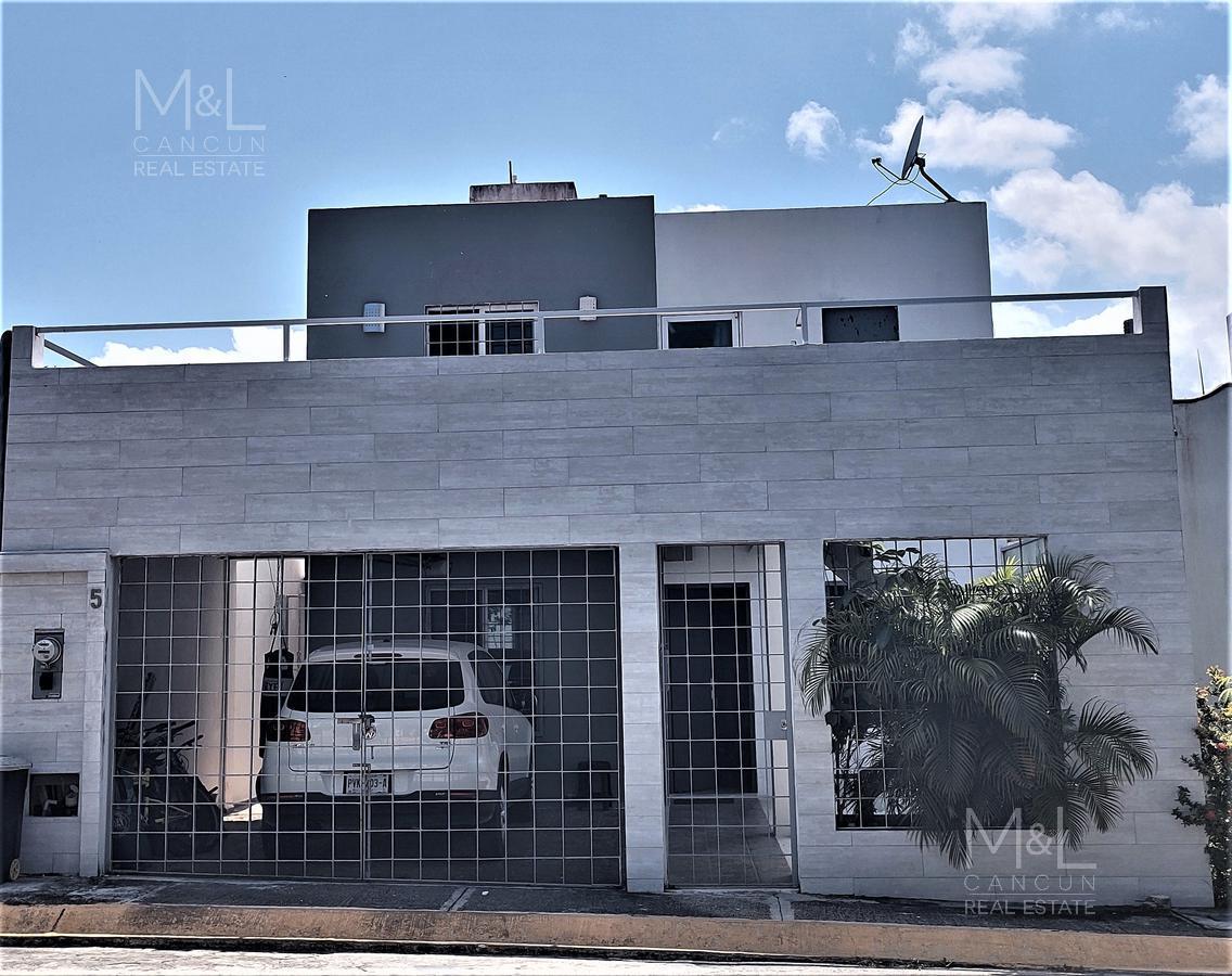 Foto Casa en Venta | Renta en  Las Americas,  Cancún  Casa en Venta en Cancún. Residencial Las Amèricas. En Privada de 4 Recámaras