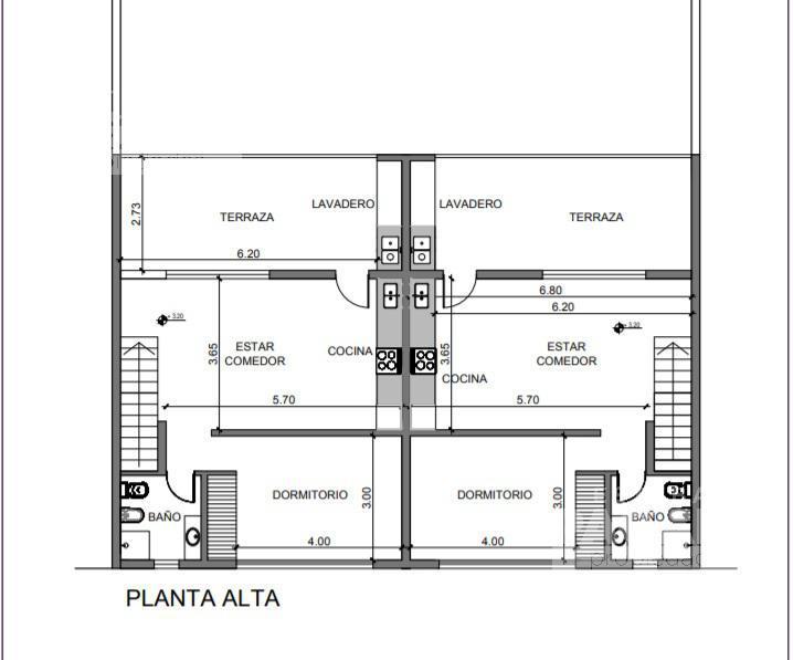Foto Departamento en Venta en  Berisso,  Berisso  62  e/122 y 123