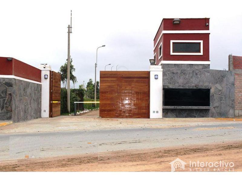 Foto Terreno en Venta en  Lurín,  Lima  Condominio Paso Chico - Lurín
