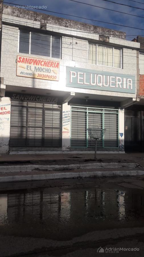 Foto Edificio Comercial en Alquiler en  Capital ,  Tucumán  galpon + locales comerciales  av roca y pueyrredon