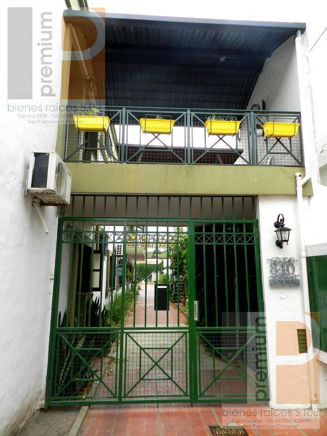 Foto Departamento en Venta en  Centro Cívico,  San Francisco  Bv. 25 de Mayo al 800