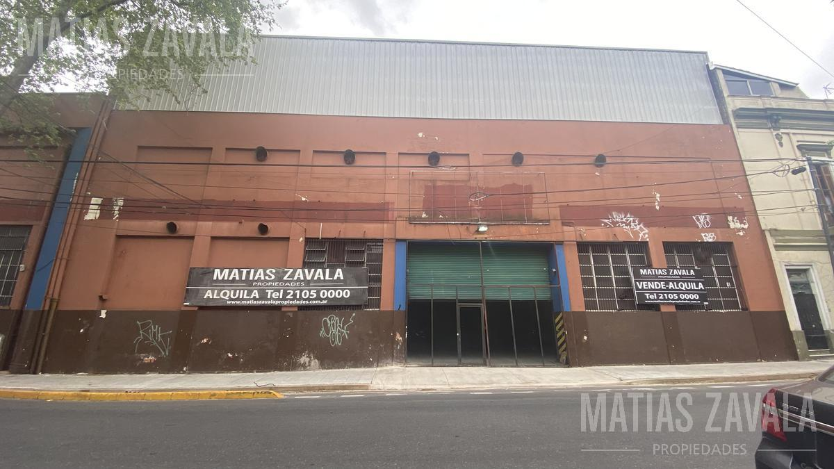 Foto Galpón en Venta | Alquiler en  Almagro ,  Capital Federal  Mexico al 3200