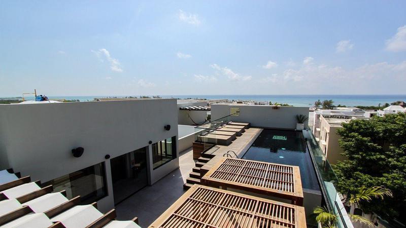 Foto Departamento en Renta en  Playa del Carmen ,  Quintana Roo  CONDO 2 REC. L.O. PLAYA DEL CARMEN  IT HOTEL