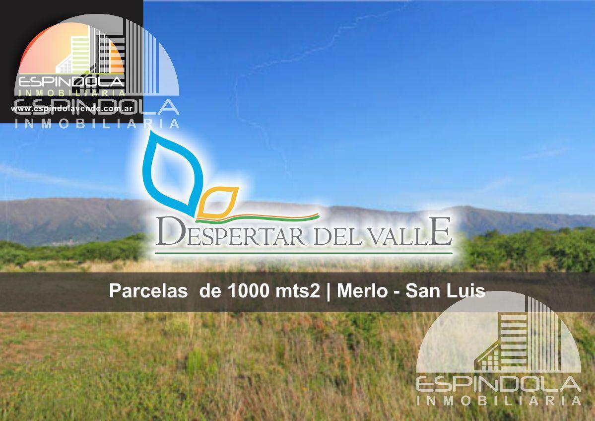 Foto Terreno en Venta en  Despertar del Valle,  Merlo  Ruta 1, km5