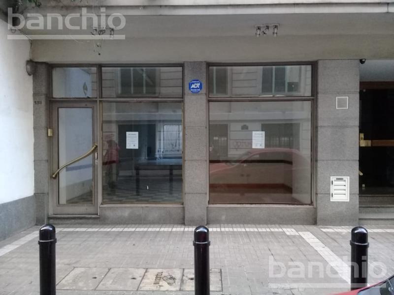 BUENOS AIRES al 800, Rosario, Santa Fe. Alquiler de Comercios y oficinas - Banchio Propiedades. Inmobiliaria en Rosario
