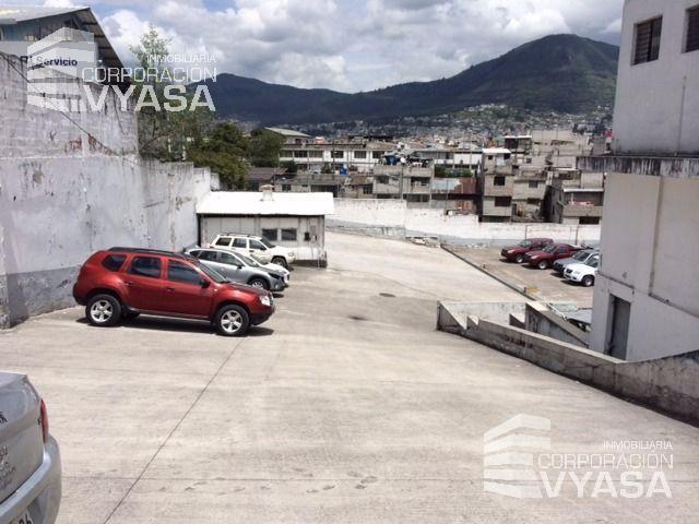 Foto Terreno en Venta en  El Recreo,  Quito      El Recreo - Av. Maldonado, Excelente Terreno de Venta 2576 m²