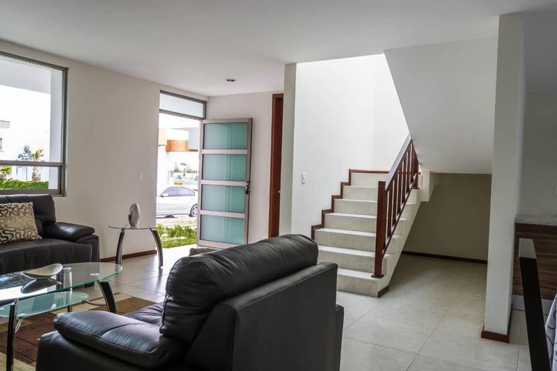 Foto Casa en Venta en  Pachuca ,  Hidalgo  CASA RESIDENCIAL  EN PRIVADA PUNTA PONIENTE PACHUCA