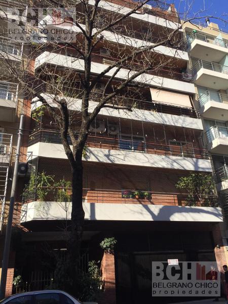 Foto Departamento en Alquiler en  Belgrano ,  Capital Federal  Vuelta de Obligado al 2400
