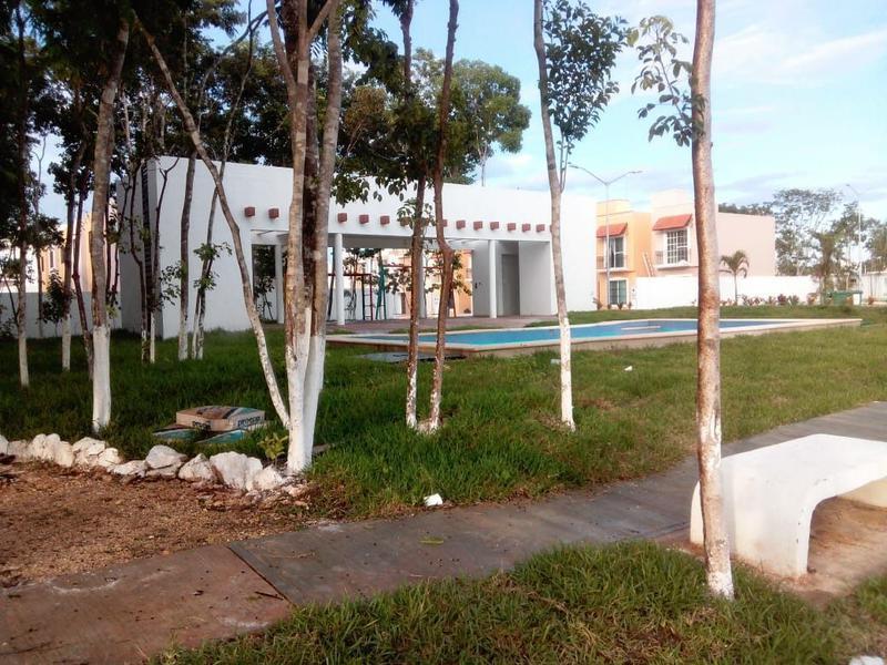 Foto Casa en Renta en  Solidaridad,  Playa del Carmen  Casa en renta a estrenar en fracc  MARSELLA Playa del Carmen P2516