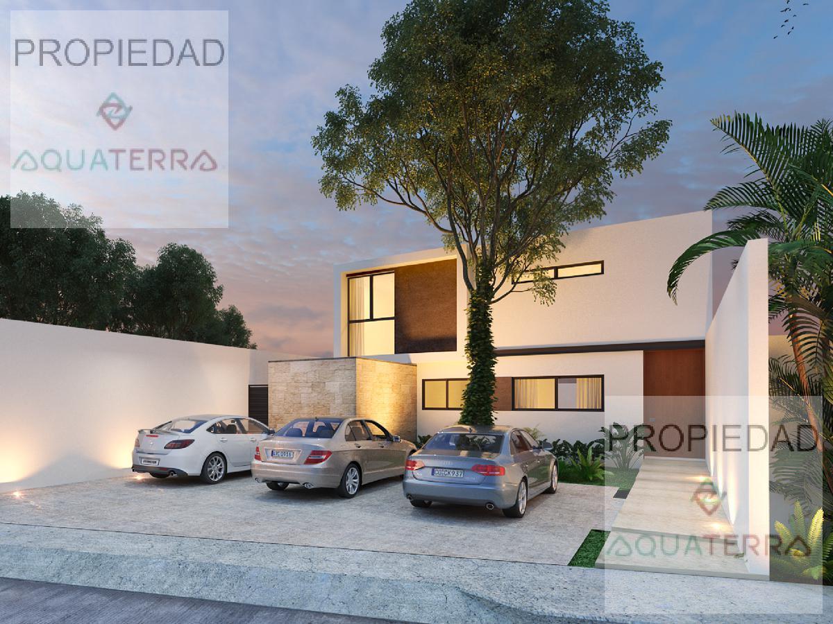 Casas Nuevas Bellavista en Lomas Dzitya