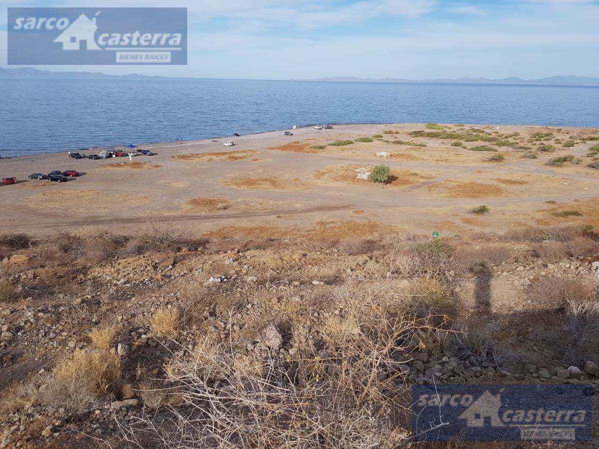 Foto Terreno en Venta en  San Juan,  La Paz          TERRENO PLAYA EL CAJETE II