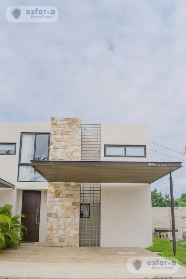 Foto Casa en Venta en  Temozon Norte,  Mérida  CASAS DE LUJO EN MERIDA Norden 48 Temozón Norte ( Modelo Stella)