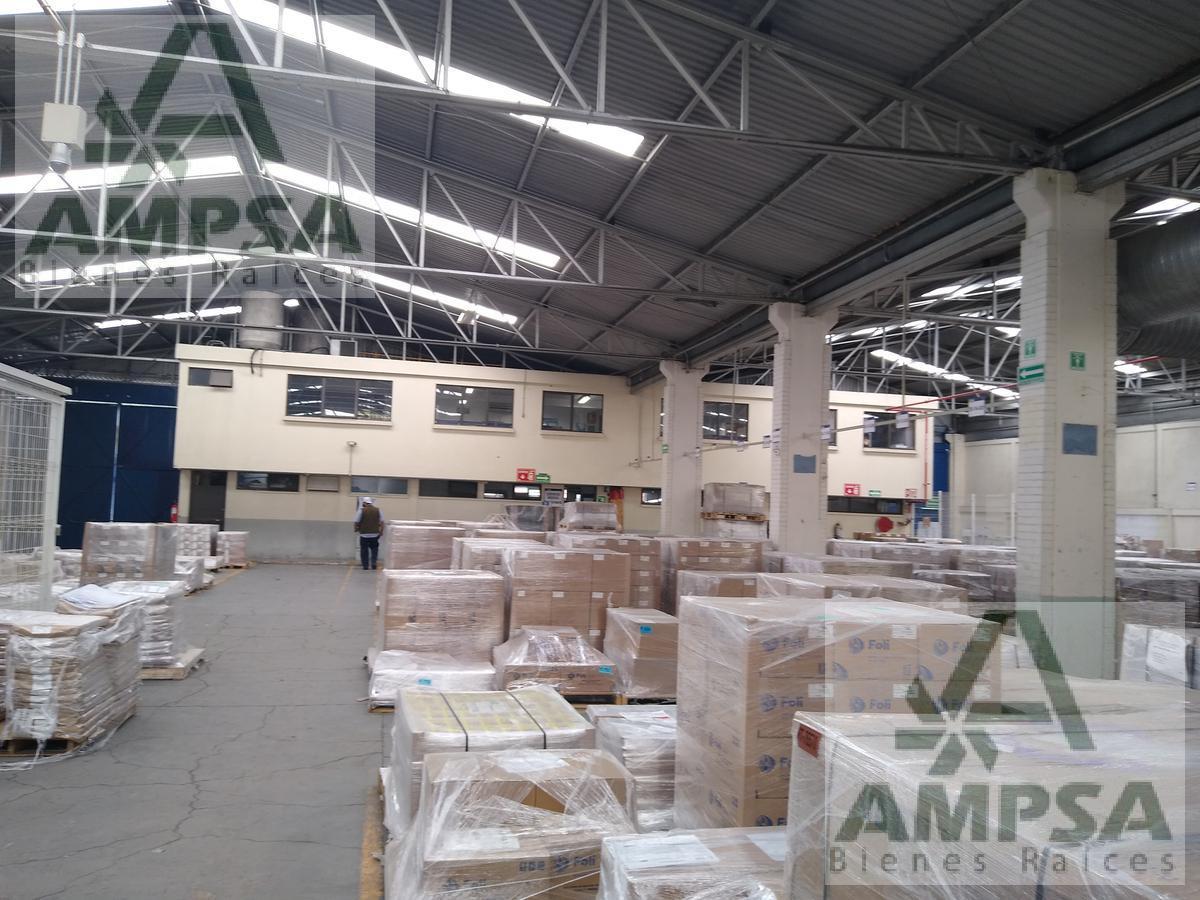 """Foto Bodega Industrial en Renta en  Cervecera Modelo,  Naucalpan de Juárez  CALLE NEGRA MODELO # 4 FRACCION """"F"""""""