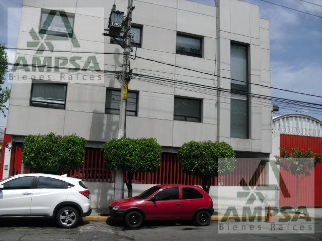 Foto Bodega Industrial en Renta en  Tlalnepantla  Centro,  Tlalnepantla de Baz         Bodega con Oficinas en Emilio Cardenas