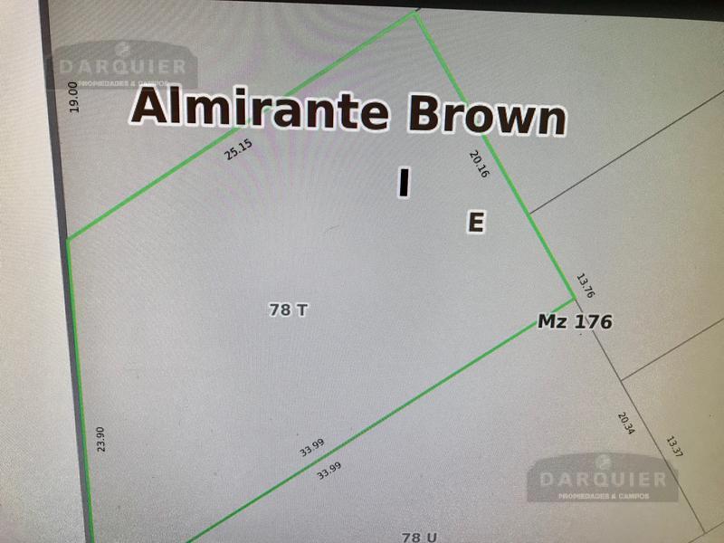 Foto Terreno en Venta en  Adrogue,  Almirante Brown  AVENIDA ESPORA  300