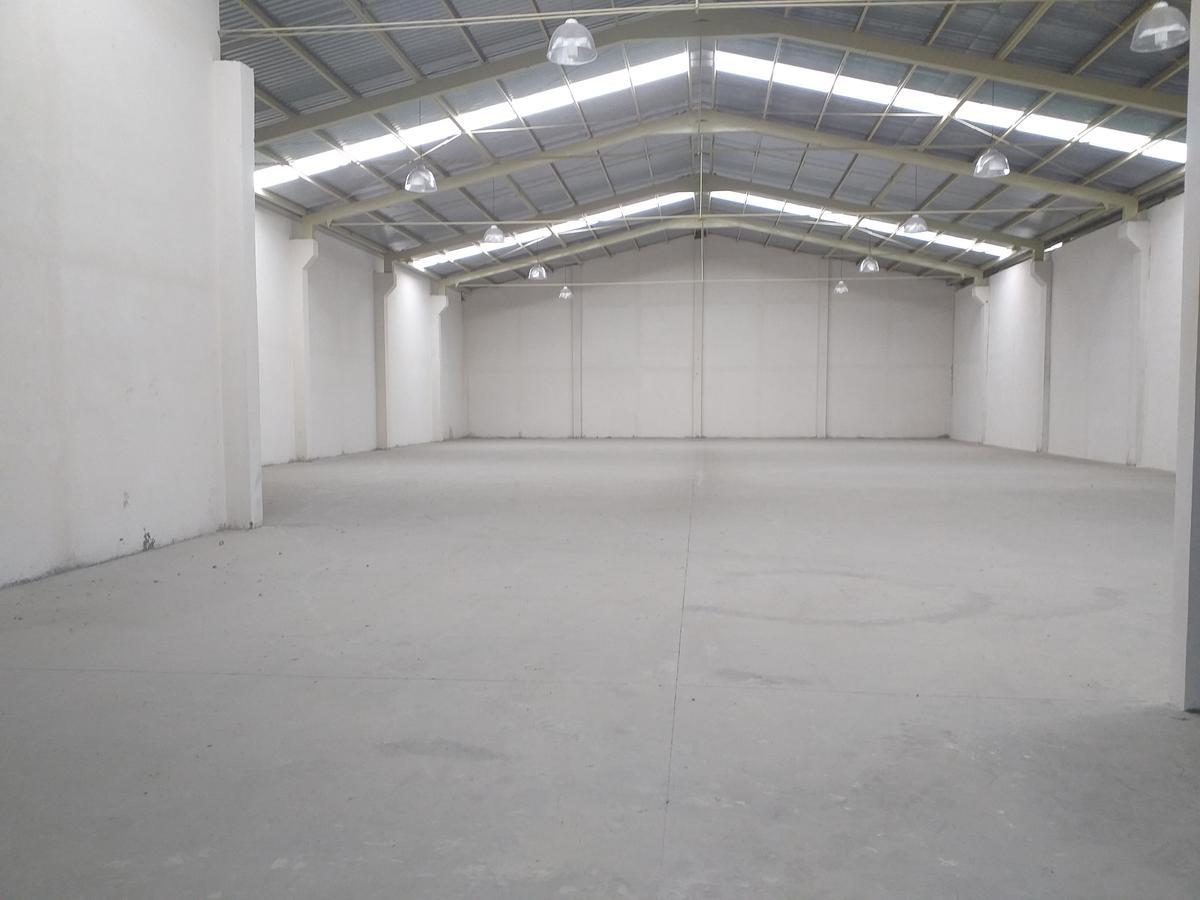 Foto Bodega Industrial en Renta en  Parque Industrial,  Gral. Escobedo  Libramiento